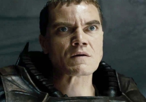 Michael Shannon Fell Asleep Watching 'Batman V Superman: Dawn Of Justice'