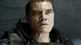 Michael Shannon Fell Asleep Watching 'Batman V Superman: Dawn Of Justice'