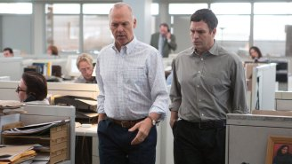 Review: Michael Keaton leads an incredible ensemble in Tom McCarthy's 'Spotlight'
