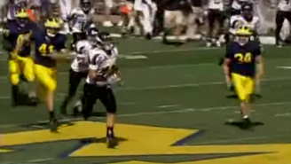 Remembering Appalachian State's Unbelievable Upset Of Michigan, Eight Years Ago Today