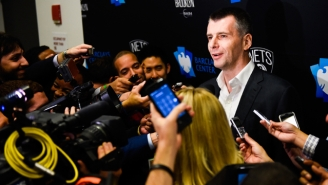 Mikhail Prokhorov Is Reportedly Close To Owning All Of The Nets And Barclays Center