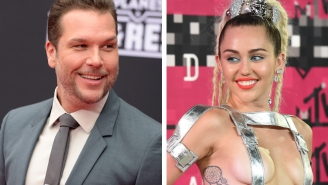 Miley Cyrus And Dane Cook Are Dating Now And Your Friend From High School Is Ecstatic
