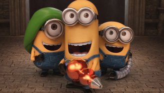 'Minions' Is Now The Second Highest-Grossing Animated Movie Ever