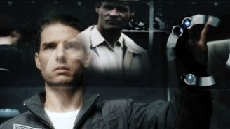 Cameron Crowe's Cameo And Other Fascinating Facts About 'Minority Report'