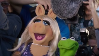 Miss Piggy vs. Viola Davis and Julie Bowen