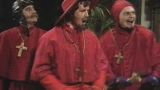 45 years ago today: Monty Python debuted their Spanish Inquisition sketch