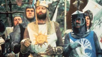 None Shall Pass Up These 'Monty Python And The Holy Grail' Lines