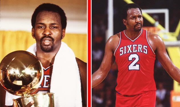 Philadelphia 76ers Moses Malone, 1983 Finals