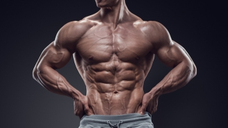 This Man's Body Is So Shredded That You'll Never Be Able To Guess How Old He Is