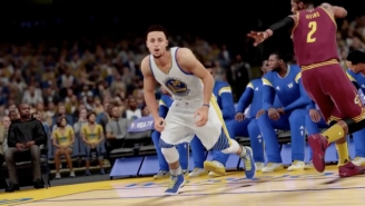 Check Out All The Crazy Gameplay Enhancements In This New 'NBA 2K16' Trailer