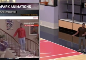 'The Carlton,' 'The Nae Nae' And And Rest Of The Best 'NBA 2K16' Dance Moves And Celebrations