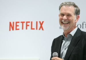 Netflix CEO Reed Hastings Believes All TV Will Be On The Internet Within Two Decades