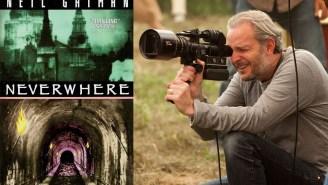 'Hunger Games' director will helm TV adaptation of Neil Gaiman's 'Neverwhere'