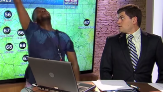 Crying Kids And A Deez Nuts Chorus Highlight These News Bloopers