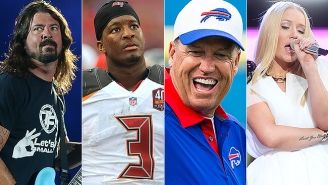 Which Band Is Your Favorite NFL Team's Spirit Animal?