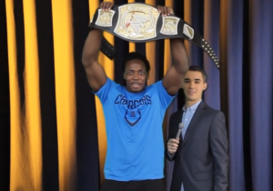 Watch These NFL Rookies Cut Their Best WWE Promos
