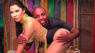 Madame Tussauds Is Finally Making That Nicki Minaj Statue Less Perv-Friendly