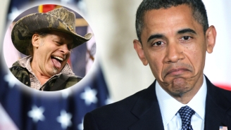 Ted Nugent On Trump's 'Muslim' Scandal: If Obama Is Christian, 'I'm A Gay Vegetarian Pirate'