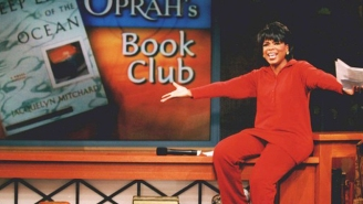 19 years ago today: Oprah Winfrey launched her book club