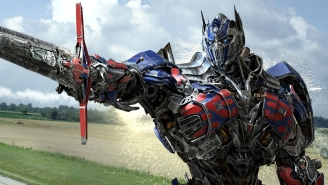 The Transformers are going to get an origin story movie set in space