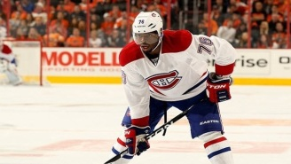 Here Are The Details Of P.K. Subban's Massive Donation To Children's Hospital In Montreal