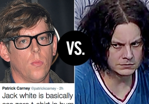 Jack White Tried To Fight The Black Keys' Patrick Carney In A Bar, Apparently