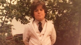 Patton Oswalt Shared Some Throwback Thursday Photos You Don't Want To Miss