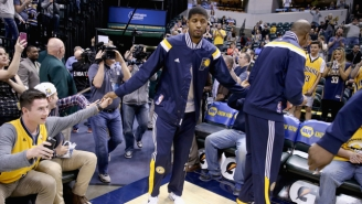 Paul George Says He's Ready To Prove His 'Disappointing' 'NBA 2K16' Rating Wrong