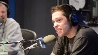 Pete Davidson Talked About Steve Rannazzisi's 9/11 Lie On Opie Radio As The News Broke