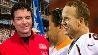 Enjoy Peyton Manning's Broncos Teammates Amazingly Calling Him 'Papa John'