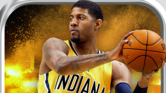 NBA 2K16 Names Paul George The First Ever Cover Athlete For MyNBA2K16