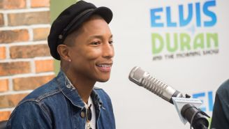 Pharrell's Life Is Being Adapted For A 'Romeo & Juliet'-Style Musical Called 'Atlantis'