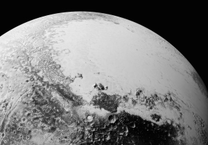 Close-Ups Of Pluto Uncover New Mysteries