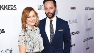 Amy Poehler And Nick Kroll Have Broken Up, Love Is Dead Yet Again