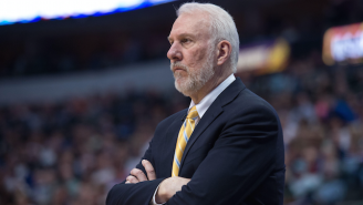Gregg Popovich Will Take Over As Coach Of USA Basketball In 2017