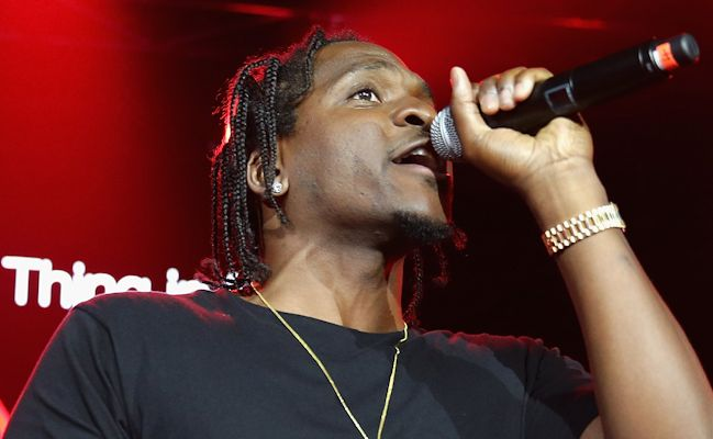 Pusha T Is Pitching Himself As The Anti-Drake And A 'Rap Superhero' On His New Album