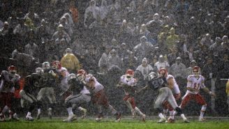 Hurricane Joaquin Could Cause Some Wet, Weird Football On The East Coast This Weekend