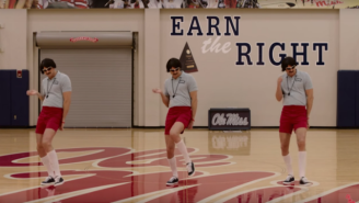 Watch Ole Miss Basketball Coach Andy Kennedy Do The 'Whip' And The 'Nae Nae'