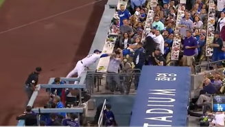 This Red Sox Fan Went Toe-To-Toe With Adrian Gonzalez For A Foul Ball