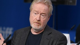 Ridley Scott: I'm not sorry I cast white movie stars in 'Exodus'