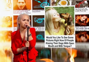 Rita Ora Sings About Clickbait And You Won't Believe What Happens Next