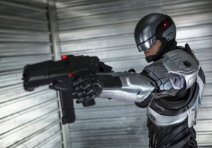 No, Sony does not want to read your 'Robocop' script