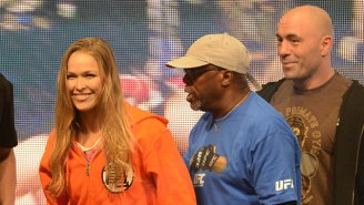 Did Ronda Rousey Hint At When She'll Retire In This Podcast With Joe Rogan?