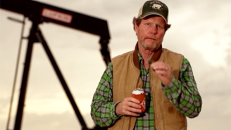 Rooster McConaughey Just Scored A Serious Gift For Naming His Son After Miller Lite