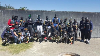 Can You Guess Which Lakers Played Paintball With Roy Hibbert?