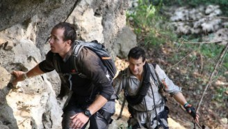 What's On Tonight: Drew Brees Wrestles Crocodiles On 'Running Wild With Bear Grylls'