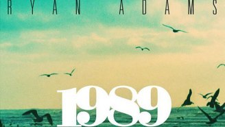 Listen To Ryan Adams' Cover Of Taylor Swift's 'Bad Blood'
