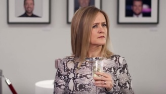 What's On Tonight: 'Full Frontal With Samantha Bee' Moves To A New Time
