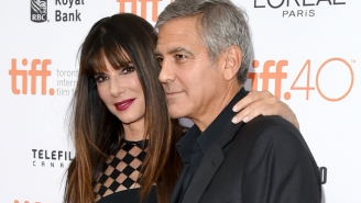 George Clooney And Sandra Bullock Have A Simple Plan To Create More Roles For Women