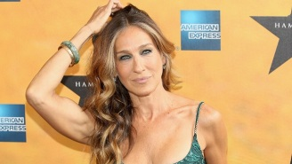 That Time A 'Honeymoon In Vegas' Producer Gave Sarah Jessica Parker A Treadmill